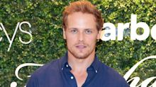 Sam Heughan clarifies incident with fan at New Orleans convention