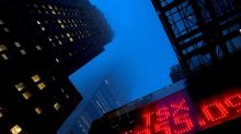 North American stock markets close lower; gold falls back after hitting US$1,900
