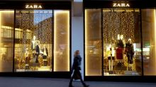 Zara owner Inditex lifts sales forecasts on warm autumn range reception