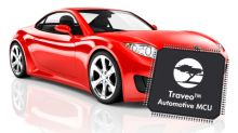 Cypress Instrument Cluster Solution Enables Yazaki to Bring Rich Graphics to Automotive Market