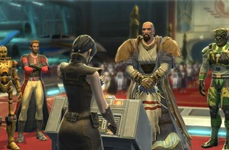 Star Wars: The Old Republic explains mechanical questions in a new Q&A