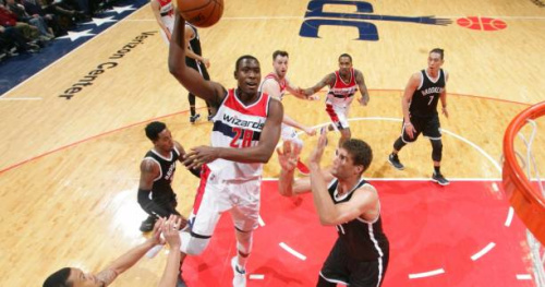 Basket - NBA - La nuit des Frenchies : Ian Mahinmi en forme pour Washington