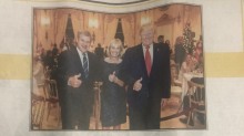 Bobby Orr endorses Donald Trump with full-page ad