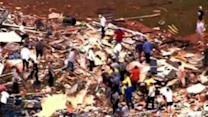 At least 51 dead after tornado strikes outside Oklahoma City