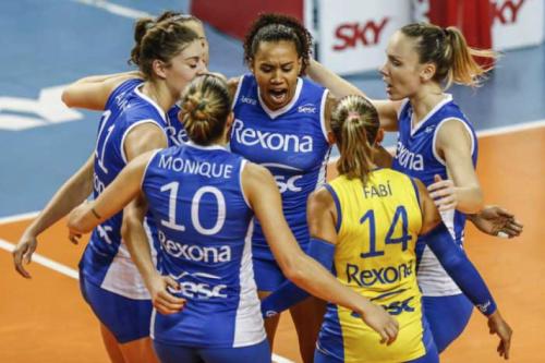 Sesc assume time de vôlei feminino do Rio após saída de patrocinador
