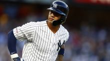 Yankees' Gleyber Torres headed back to New York for tests
