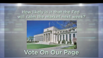 Will the Fed Calm the Market Next Week?