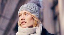 Stay warm, look cool: Shop swanky winter must-haves for the deep freeze, now 50 percent off