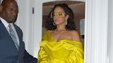 Rihanna Can't Stop Carrying These Italian It Bags