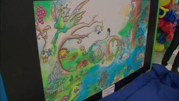 Google Doodle winner celebrated on Long Island