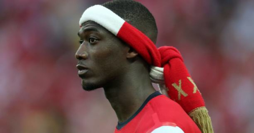 Foot - ANG - Arsenal - Yaya Sanogo et Mathieu Debuchy brillent avec la réserve d'Arsenal