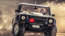 「野牛」始祖-Lamborghini 初代「SSUV」LM002 試駕片