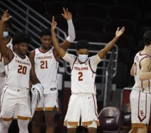 Basketball: USC gets back to form, dominates Stanford in 37-point win