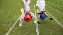 Should parents be banned from attending school sports day?