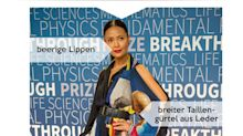 "Look des Tages: Thandie Newton in Schiaparelli beim ""Breakthrough Prize"""