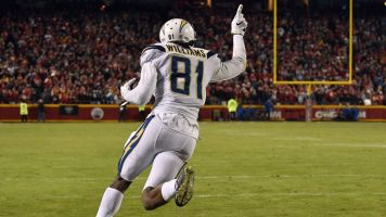 Unlikely hero emerges for injury-riddled Chargers