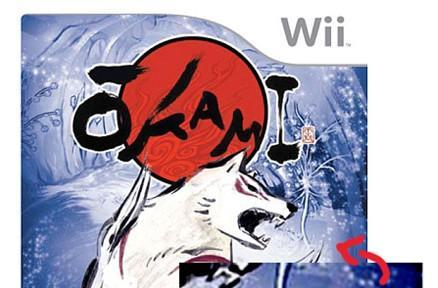 Uh-Ohkami: Capcom botches Okami Wii box art, inadvertently advertises IGN