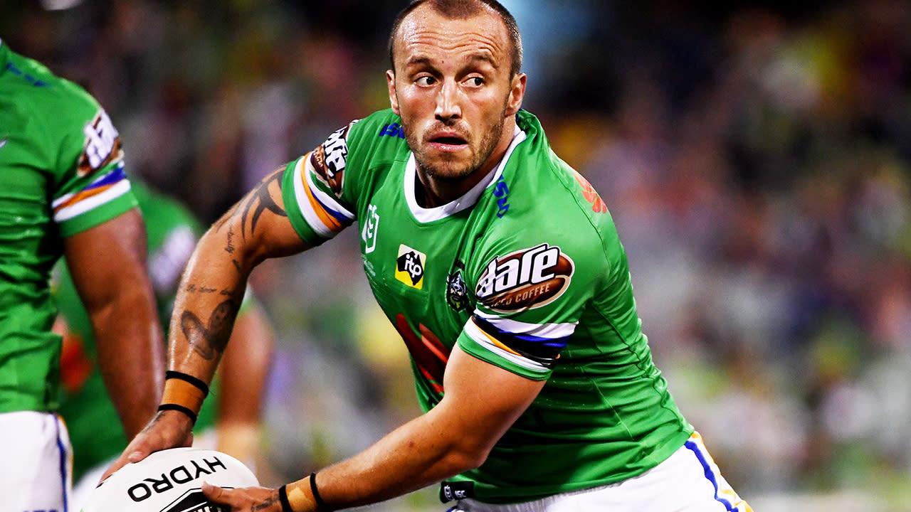'Absolute farce': Canberra's Josh Hodgson in HIA controversy