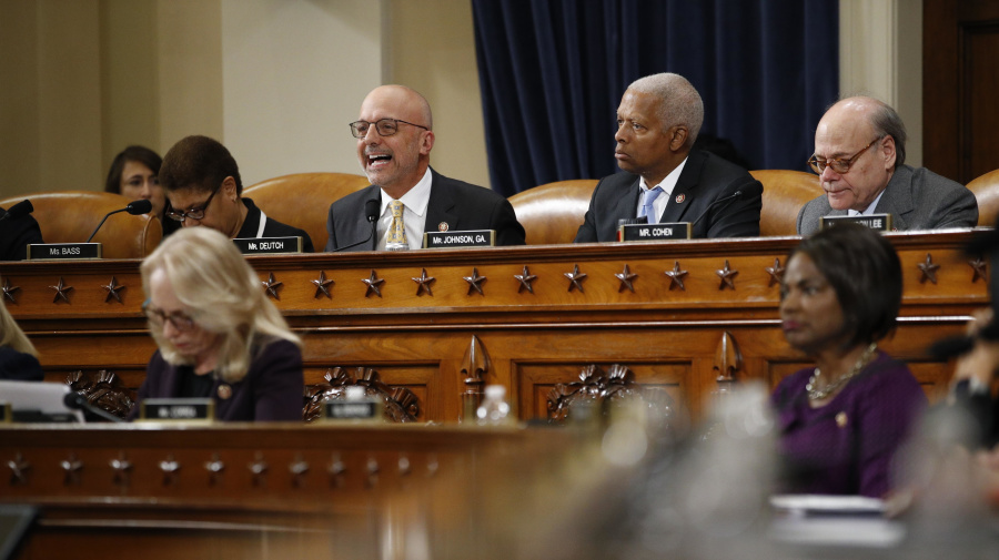 Judiciary panel takes steps toward impeachment vote