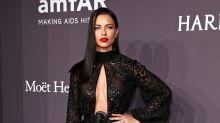 Trend-Look der amfAR-Gala: Adriana Lima und Co. betören in Transparent-Kleidern