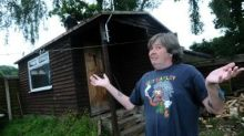 Court order bans Welsh man from his own garden shed
