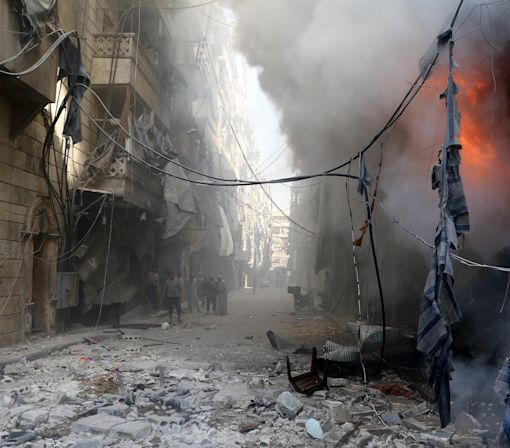 U.N. Calls for 48-Hour Ceasefire in Aleppo to Avoid 'Humanitarian Catastrophe'