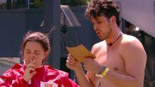 BBB 19: Maycon e Tereza vencem prova do anjo e ganham passeio de helicóptero