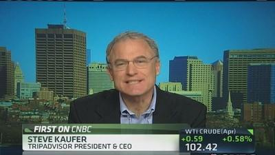 TripAdvisor CEO: We're personalizing recommendations