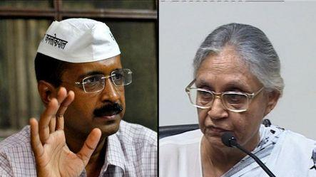 "Sheila's office asks Kejriwal to stop ""cheap gimmicks"""