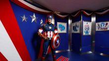 Marvel超級英雄夏天衝入香港