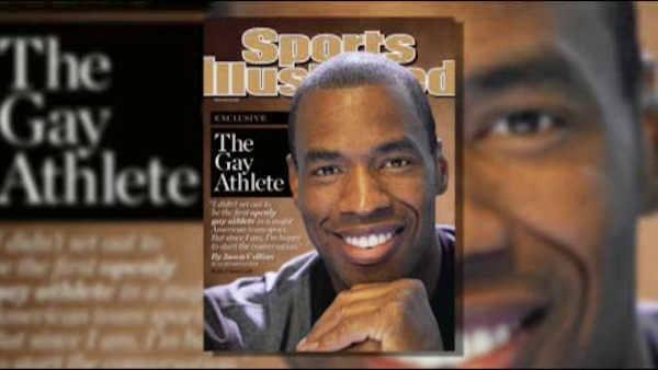 Mixed reaction to Jason Collins announcement