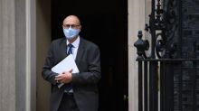 Covid-19: davantage de patients hospitalisés en Angleterre en octobre qu'au début du confinement