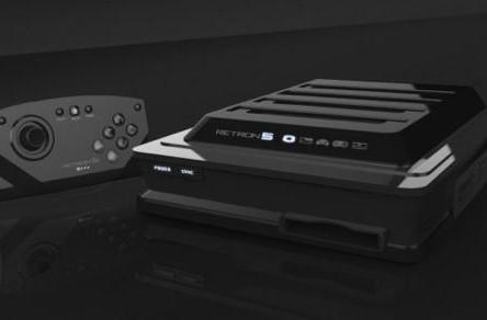 'RetroN 5' console plays NES, SNES, Genesis, GBA and Famicom, supports HDMI, save states