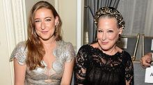 Bette Midler's Daughter Sophie Von Haselberg Ties the Knot: 'Hot Damn Do I Love This Man'