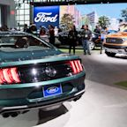 Ford drops all but two cars from American sedan business