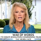Kellyanne Conway Rejects Husband's Op-Ed Labeling Trump Racist