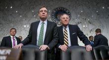 Senate Intel panel seeks interview with Ukraine whistleblower