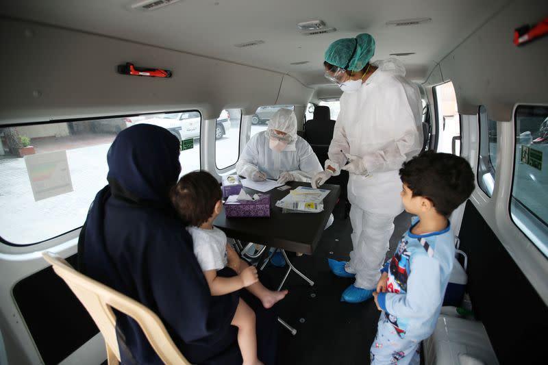Qatar and Bahrain record jump in coronavirus cases, Kuwait ...