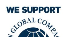 Univar Becomes a Signatory of the United Nations Global Compact