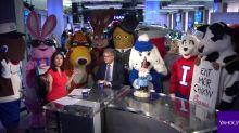 Kool-Aid Man, Mr. Peanut, Fudgie the Whale & friends kick off Advertising Week