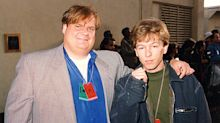 David Spade Honors Chris Farley on 20th Anniversary of His Friend's Death