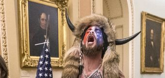 Judge: 'QAnon Shaman' must stay in jail until trial