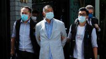 """Hong Kong confirma los """"peores temores"""" y arresta a magnate de medios Jimmy Lai"""