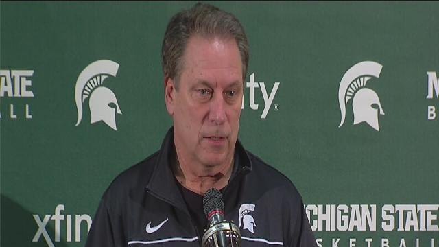 Izzo changes tune about timeout against Michigan