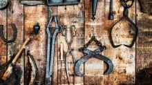 Familie sucht rostiges Werkzeug auf Ebay - der Grund ist rührend