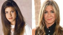 Jennifer Aniston's Hair Has Changed a Lot Since Her First Big Gig
