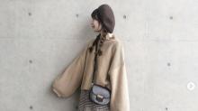 隨性又可愛 看看日本的山系女孩怎樣穿出慵懶感!