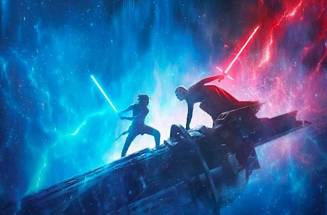 Watch the new 'Star Wars: The Rise of Skywalker' trailer