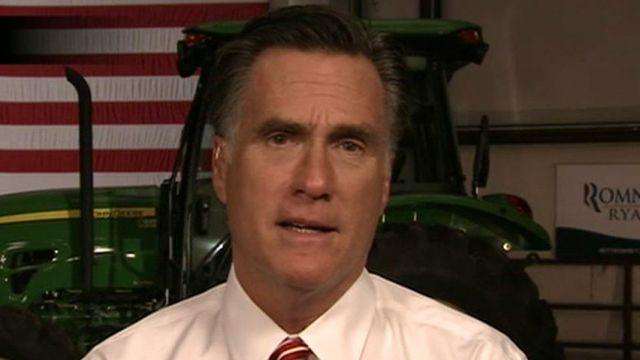 Romney calls Obama's Libya response 'misleading'
