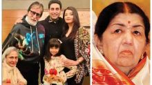 Lata Mangeshkar On The Bachchans Testing Positive For COVID-19: It's Like A Slap In The Face